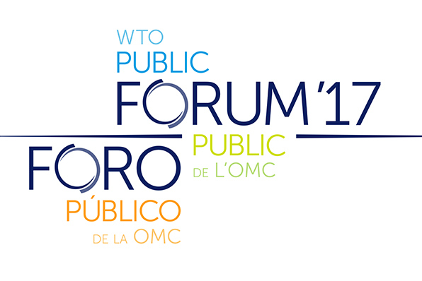"""WTO Public Forum 2017 Panel: """"New tools for enhanced transparency and better trade governance: what role for the private sector organisations?"""""""